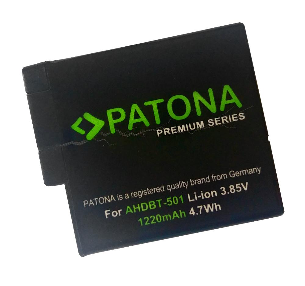 Patona Gopro 5